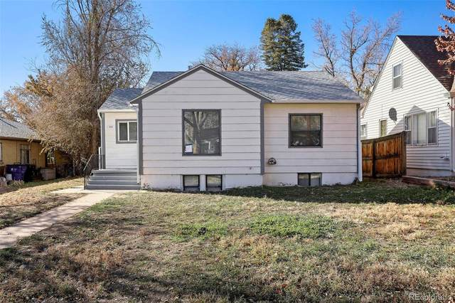 2351 S Downing Street, Denver, CO 80210 (#3066680) :: James Crocker Team