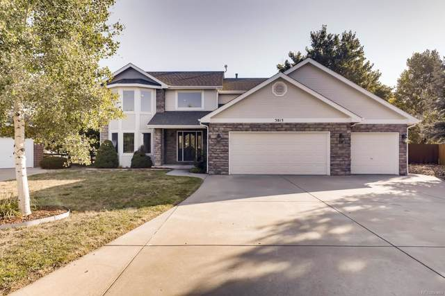 5813 W Conservation Drive, Frederick, CO 80504 (#3066697) :: The HomeSmiths Team - Keller Williams