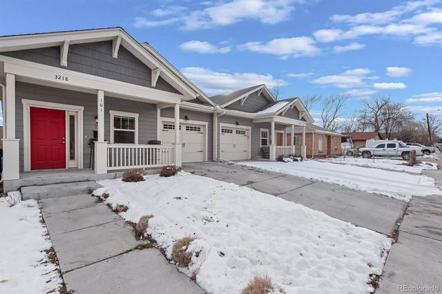 3218 W Nevada Place #101, Denver, CO 80219 (MLS #3066754) :: Bliss Realty Group