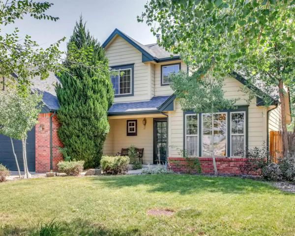 8556 S Carr Street, Littleton, CO 80128 (#3066932) :: The Griffith Home Team