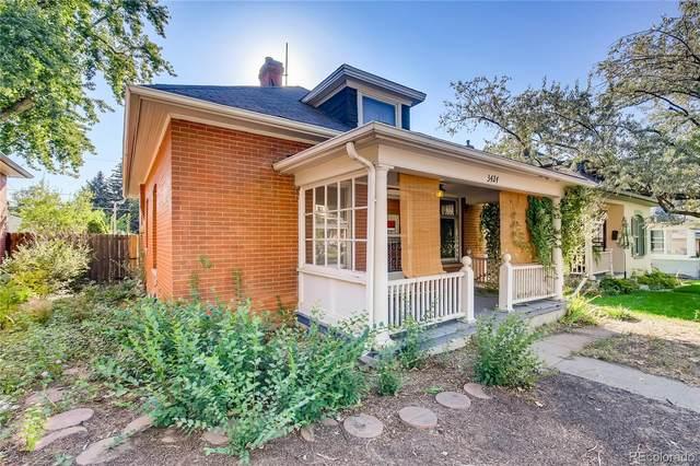3424 Meade Street, Denver, CO 80211 (#3066998) :: Compass Colorado Realty
