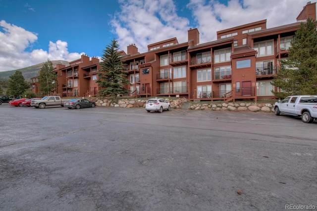91400 Ryan Gulch Road #91423, Silverthorne, CO 80498 (MLS #3067203) :: Bliss Realty Group