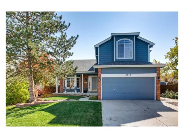 2848 Deer Creek Trail, Highlands Ranch, CO 80129 (MLS #3067798) :: 8z Real Estate