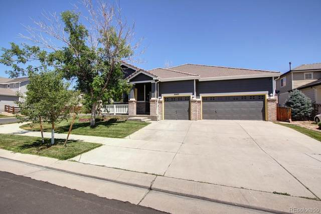 16405 E 99th Avenue, Commerce City, CO 80022 (#3068682) :: Kimberly Austin Properties
