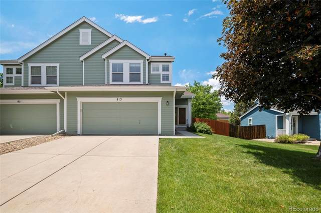 813 Union Street, Lakewood, CO 80401 (#3068760) :: The Griffith Home Team