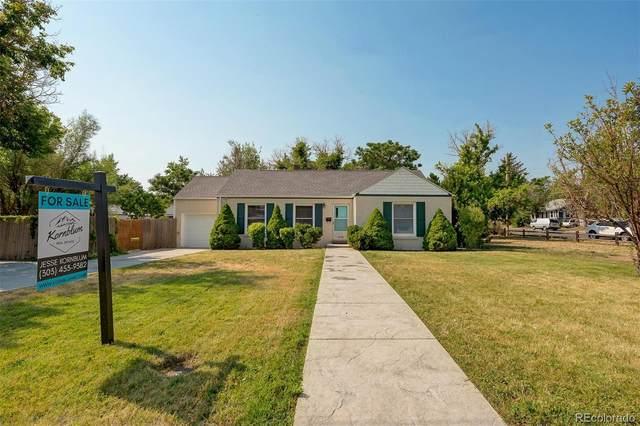 6790 W 48th Avenue, Wheat Ridge, CO 80033 (MLS #3069091) :: 8z Real Estate