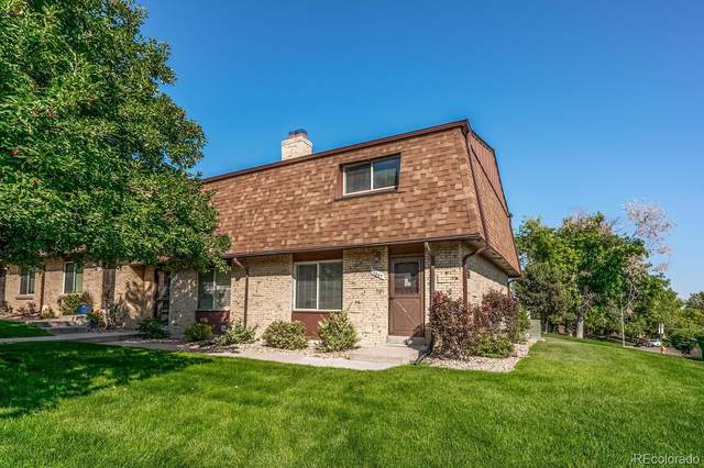14665 W Ellsworth Avenue, Golden, CO 80401 (MLS #3069756) :: 8z Real Estate