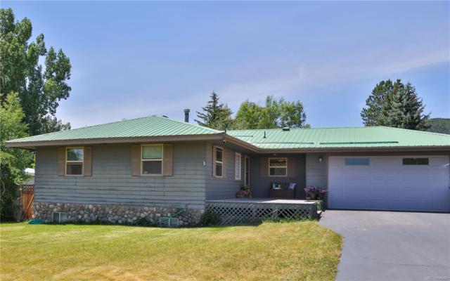 841 3rd Street, Meeker, CO 81641 (#3069848) :: The Peak Properties Group