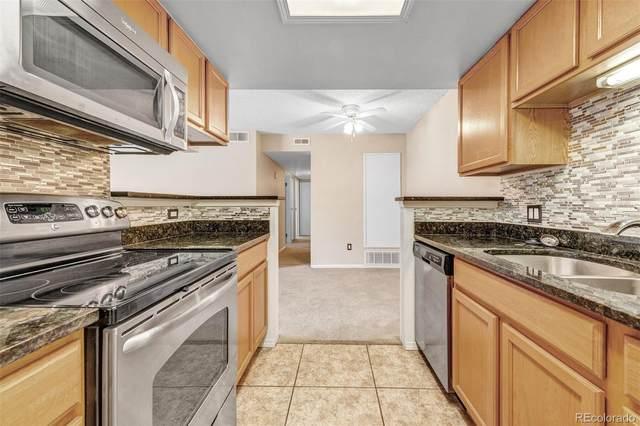4400 S Quebec Street #104, Denver, CO 80237 (MLS #3070031) :: 8z Real Estate