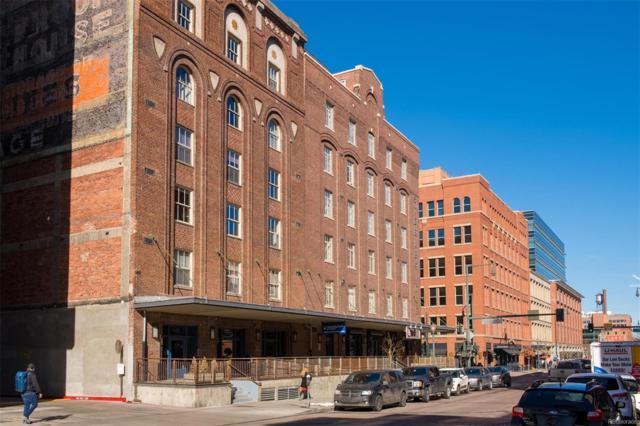 1449 Wynkoop Street #205, Denver, CO 80202 (#3070132) :: The DeGrood Team