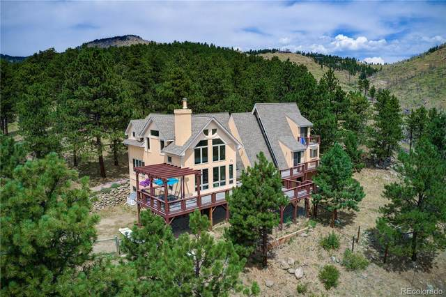 382 Whispering Pines Road, Boulder, CO 80302 (MLS #3070213) :: 8z Real Estate