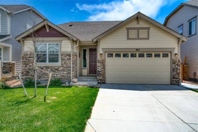 841 Jenny Lane, Berthoud, CO 80513 (MLS #3070365) :: 8z Real Estate
