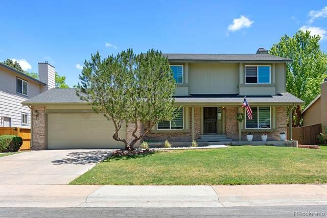 8462 S Sunflower Street, Highlands Ranch, CO 80126 (#3070972) :: Colorado Home Finder Realty