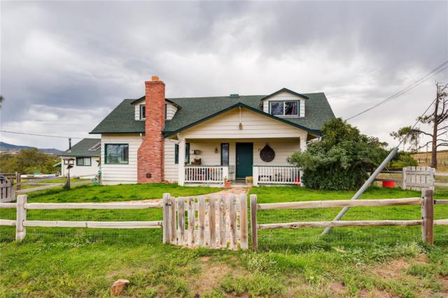 2073 S Perry Park Road, Sedalia, CO 80135 (#3071008) :: The Peak Properties Group