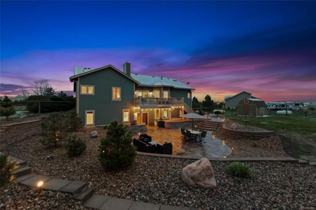 43655 Evening Star Court, Elizabeth, CO 80107 (#3071021) :: House Hunters Colorado