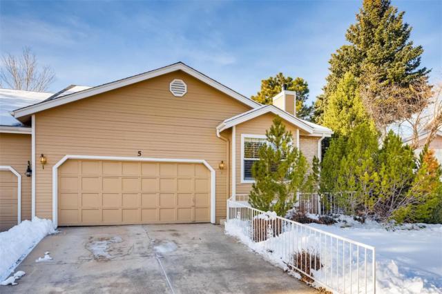 5 Canongate Lane, Highlands Ranch, CO 80130 (#3071253) :: Relevate | Denver