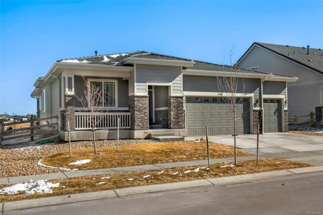 11386 Helena Street, Commerce City, CO 80022 (#3071396) :: The Peak Properties Group