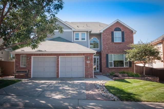 2328 Weatherstone Circle, Highlands Ranch, CO 80126 (#3071894) :: The DeGrood Team