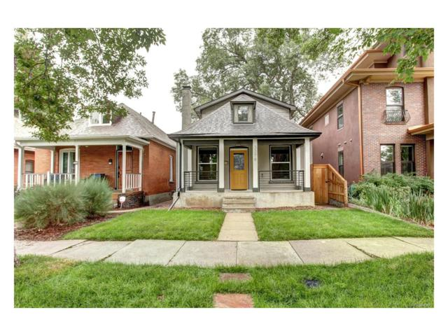 3378 W 33rd Avenue, Denver, CO 80211 (#3071971) :: Thrive Real Estate Group