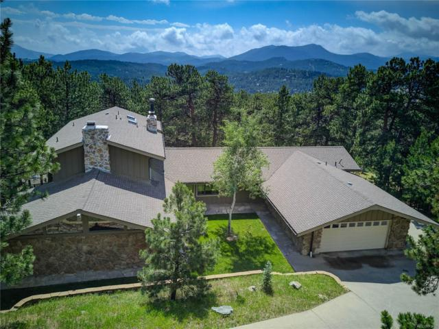 2756 Hiwan Drive, Evergreen, CO 80439 (#3072585) :: Wisdom Real Estate