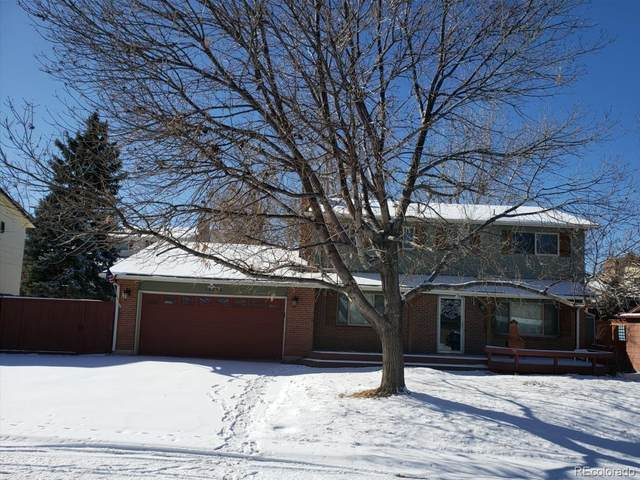 13255 Peacock Drive, Littleton, CO 80124 (#3072777) :: Berkshire Hathaway HomeServices Innovative Real Estate