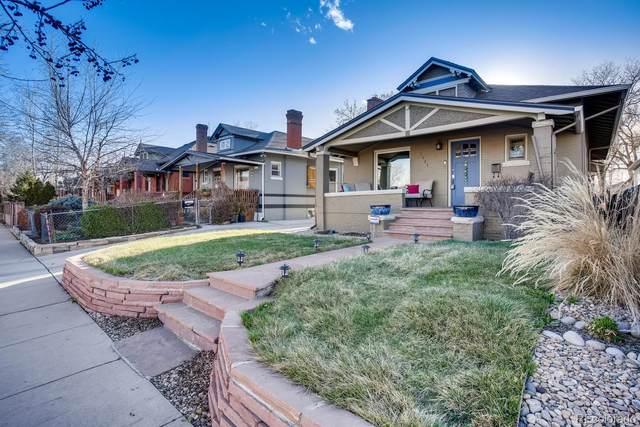 1463 Newton Street, Denver, CO 80204 (#3073116) :: RazrGroup
