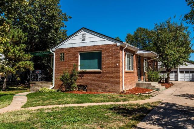 4588 S Grant Street, Englewood, CO 80113 (#3073179) :: The Peak Properties Group