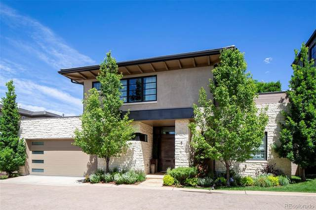 401 S Garfield Street #5, Denver, CO 80209 (#3073348) :: The Harling Team @ HomeSmart