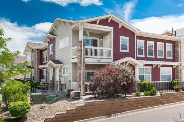 9552 Pearl Circle #204, Parker, CO 80134 (#3073928) :: The DeGrood Team