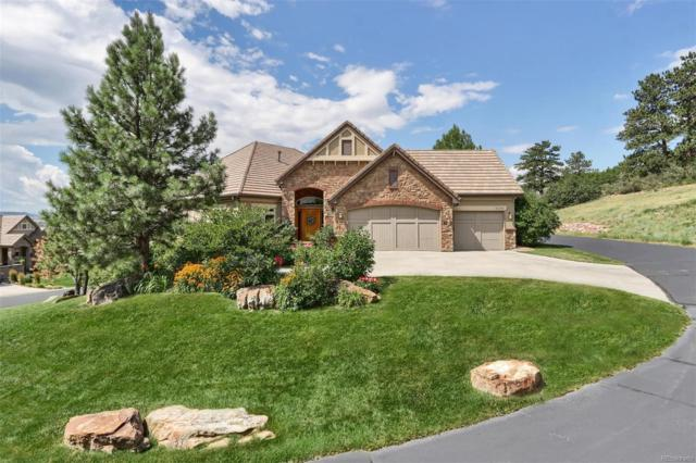 5109 Pine River Trail, Castle Rock, CO 80108 (MLS #3074030) :: 8z Real Estate