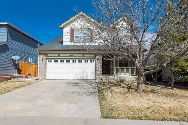 15635 Crystallo Drive, Parker, CO 80134 (#3074588) :: The Peak Properties Group
