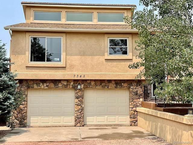 7345 Wilderness Drive, Colorado Springs, CO 80908 (#3074621) :: iHomes Colorado
