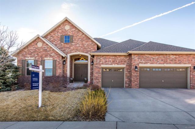 26696 E Peakview Drive, Aurora, CO 80016 (#3074624) :: The Peak Properties Group