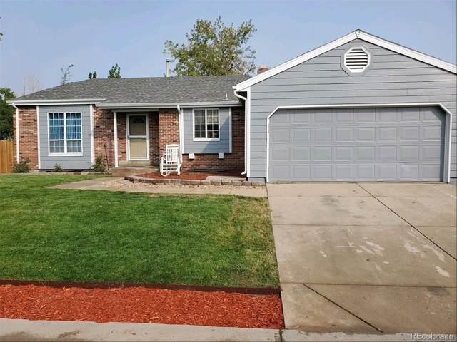 11344 Albion Street, Thornton, CO 80233 (MLS #3074953) :: 8z Real Estate