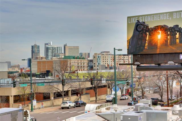 958 N Lincoln Street #301, Denver, CO 80203 (#3075700) :: The Peak Properties Group