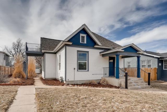 3945 Xavier Street, Denver, CO 80212 (#3075810) :: Wisdom Real Estate