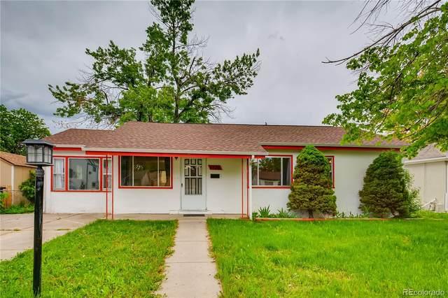 1576 S Meade Street, Denver, CO 80219 (#3076442) :: Bring Home Denver with Keller Williams Downtown Realty LLC