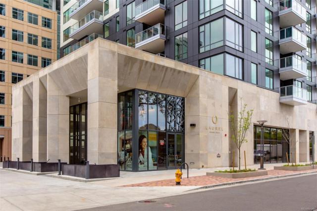 155 Steele Street #417, Denver, CO 80206 (#3076554) :: The Peak Properties Group