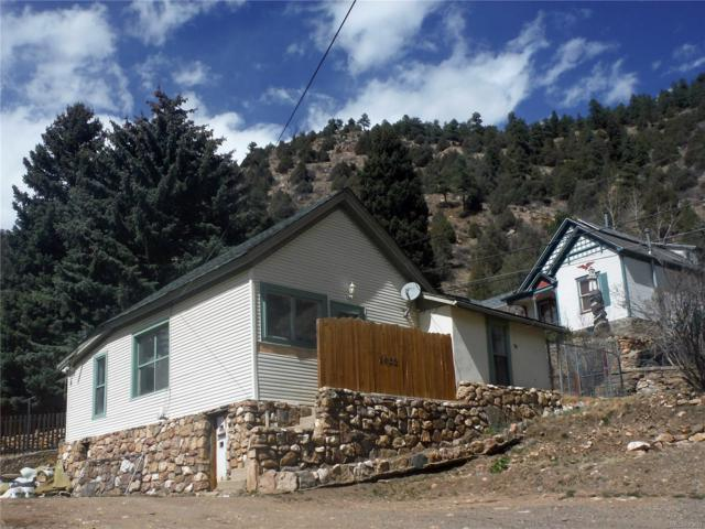 2033 Wall Street, Idaho Springs, CO 80452 (MLS #3076593) :: 8z Real Estate