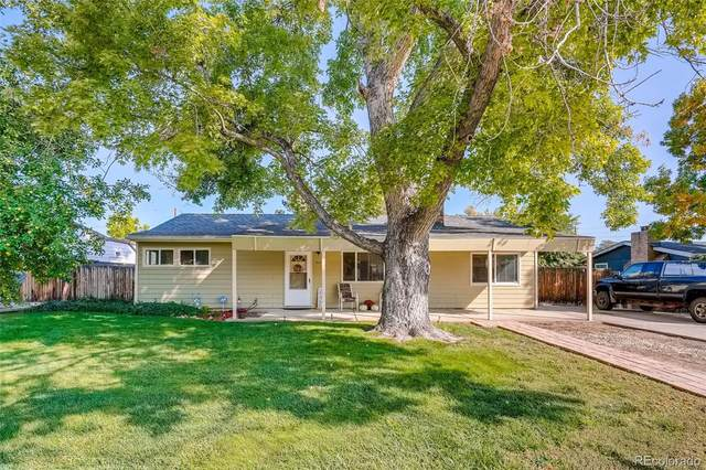 10045 W 8th Place, Lakewood, CO 80215 (#3076745) :: Own-Sweethome Team
