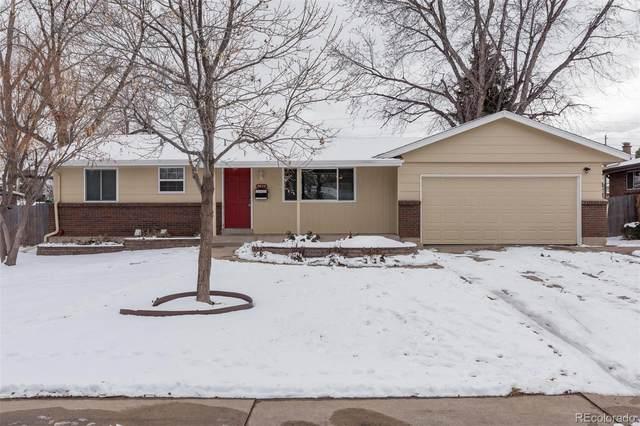 8626 W Utah Avenue, Lakewood, CO 80232 (MLS #3077196) :: 8z Real Estate