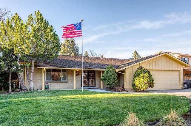 11349 E Bails Place, Aurora, CO 80012 (#3077240) :: James Crocker Team