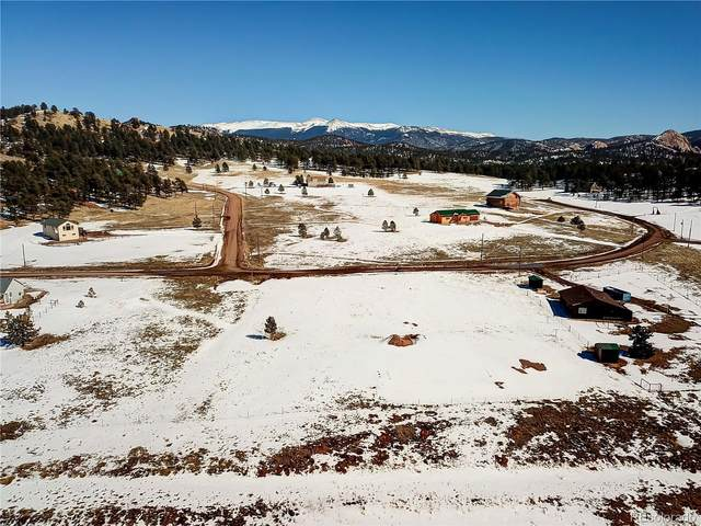 567 High Pasture Road, Florissant, CO 80816 (MLS #3077568) :: Bliss Realty Group
