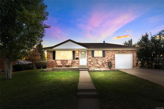 2080 E 114th Place, Northglenn, CO 80233 (#3077655) :: The Galo Garrido Group