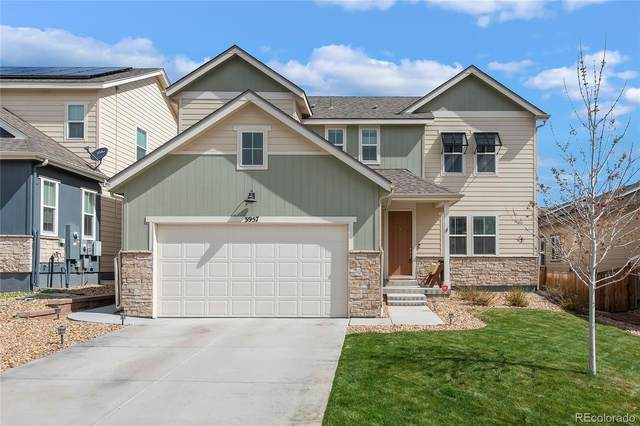 3957 Long Rifle Drive, Castle Rock, CO 80108 (#3078024) :: The Griffith Home Team