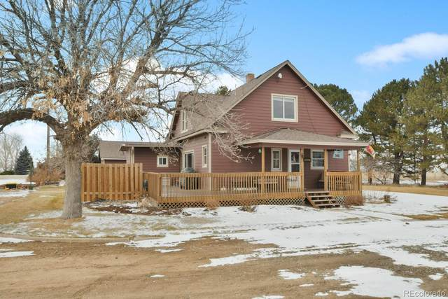 33020 County Road 4, Keenesburg, CO 80643 (MLS #3078348) :: 8z Real Estate