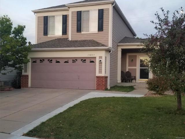11835 Meadowood Lane, Parker, CO 80138 (MLS #3078566) :: 8z Real Estate
