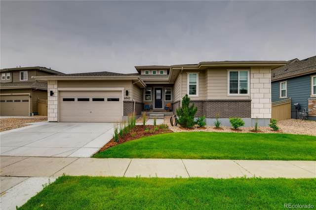 6862 W Asbury Place, Lakewood, CO 80227 (#3078617) :: The Artisan Group at Keller Williams Premier Realty