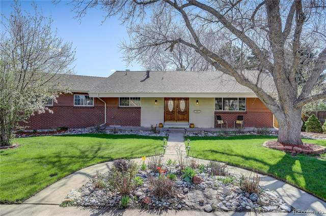 4300 S Alton Place, Greenwood Village, CO 80111 (#3079159) :: The Gilbert Group