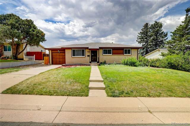 8032 E Briarwood Boulevard, Centennial, CO 80112 (MLS #3079540) :: 8z Real Estate